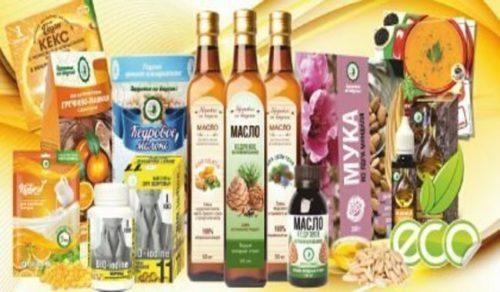 Продукты с пользой для здоровья