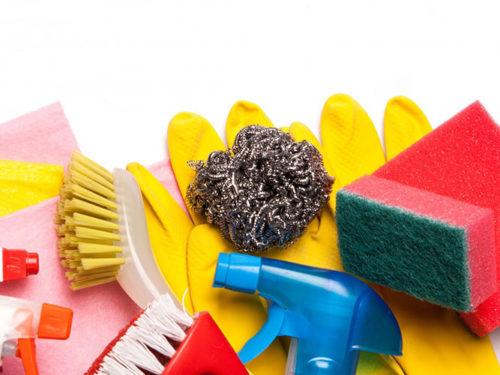 Товары для стирки, чистки, уборки